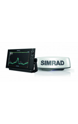 SIMRAD NSS9 EVO3S + HALO 20+