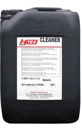 Z.TEX CLEANER TANICA KG10