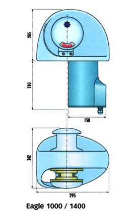 EUROMECI SYN TEAK CLEANER LT.1