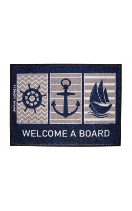 TAPPETO INGRESSO WELCOME A BOARD