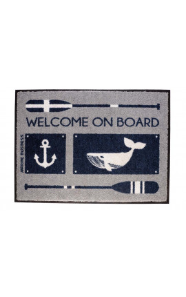 TAPPETO INGRESSO WELCOME ON BOARD