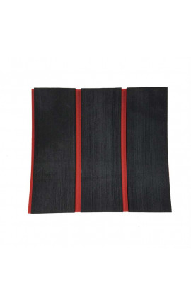 SYNTEAK EVA FOAM 230X90 BLACK/RED