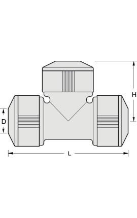 KIT TERMINALI INOX X SPHAERA 35 PVC