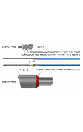 TUNNEL VTR MM.125 LUNGH. CM.100