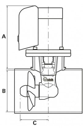 FASCETTA INOX 316 MM.12 (130-150)