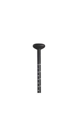 FASCETTA IN NYLON BIANCO MM.25X18