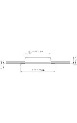 WC ELETTRICO TMC 24/V - 9 AMP.