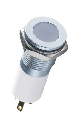 SPIA LED MM.14 ROSSO 12 V