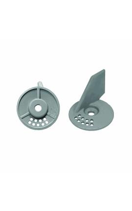 LAMPADA IN OTTONE DA TAVOLO