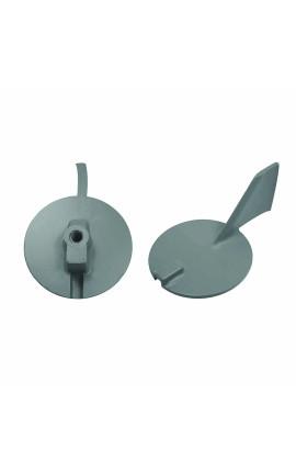 OCCHIOLI A VITE INOX MM.4,5X70