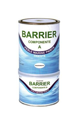 BARRIER TIX LT.5