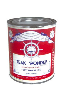 TEAK WONDER DRESSING SEALER LT.1