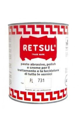 PASTA ABRASIVA RETSUL PL 731 LT.1