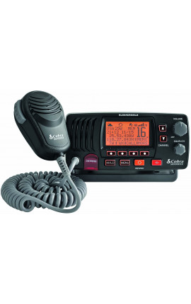 VHF COBRA MR F57 EU NERO